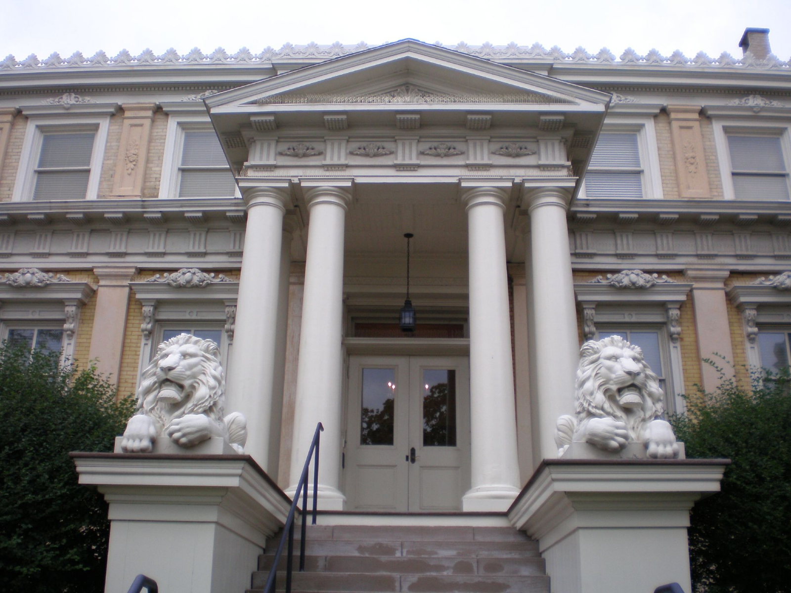 The Lion House