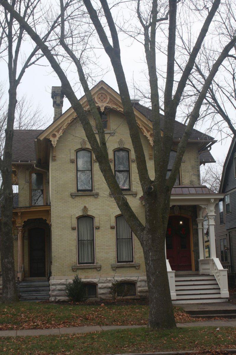 Home on N. Marshall St.