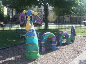 Cass Street Playground