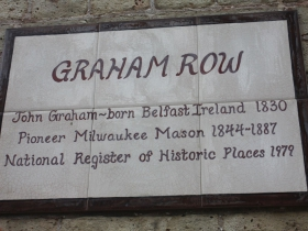 Graham Row marker