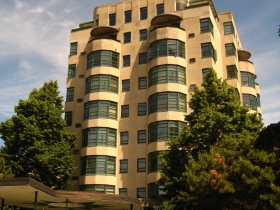 Exton Apartments Building.