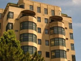 Exton Apartments Building.