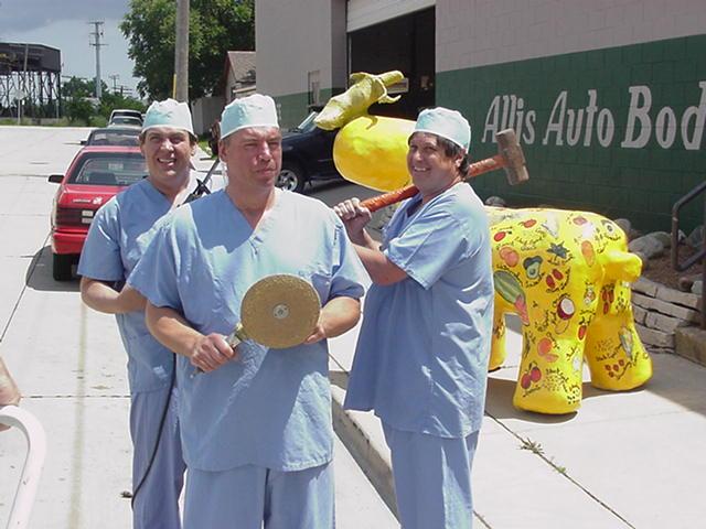 Beasty Doctors