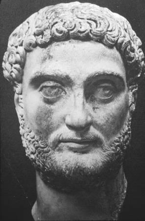 Roman Marble Portrait