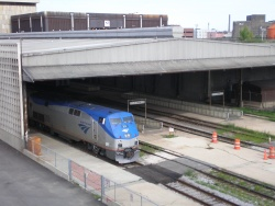 Although the Hiawatha saw a slight decline in ridership during the 2013 fiscal year, ridership had increased 132 percent between 1997 and 2012.