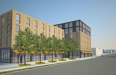 City Commission Approves UWM Dorm Design