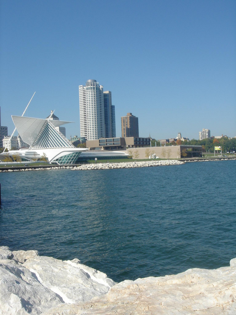 A Postcard Location for UWM's School of Freshwater Sciences