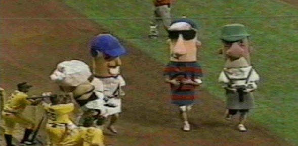 We shall never forget this unprovoked attack by the Pittsburgh Pirates against the Italian Sausage. After 17 consecutive beatings at the hands of the Crew, justice still remains to be served.
