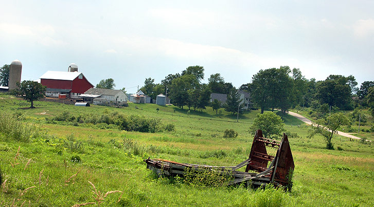 Data Wonk: National Press Discovers Rural Wisconsin