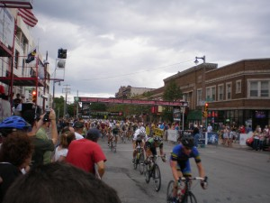 Downer Avenue Bike Race