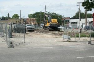 The future site of the Latitude Apartments by Dermond Property Investments.