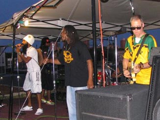 Milwaukee Favorite- King Solomon Headlines River Rhythms  This Week