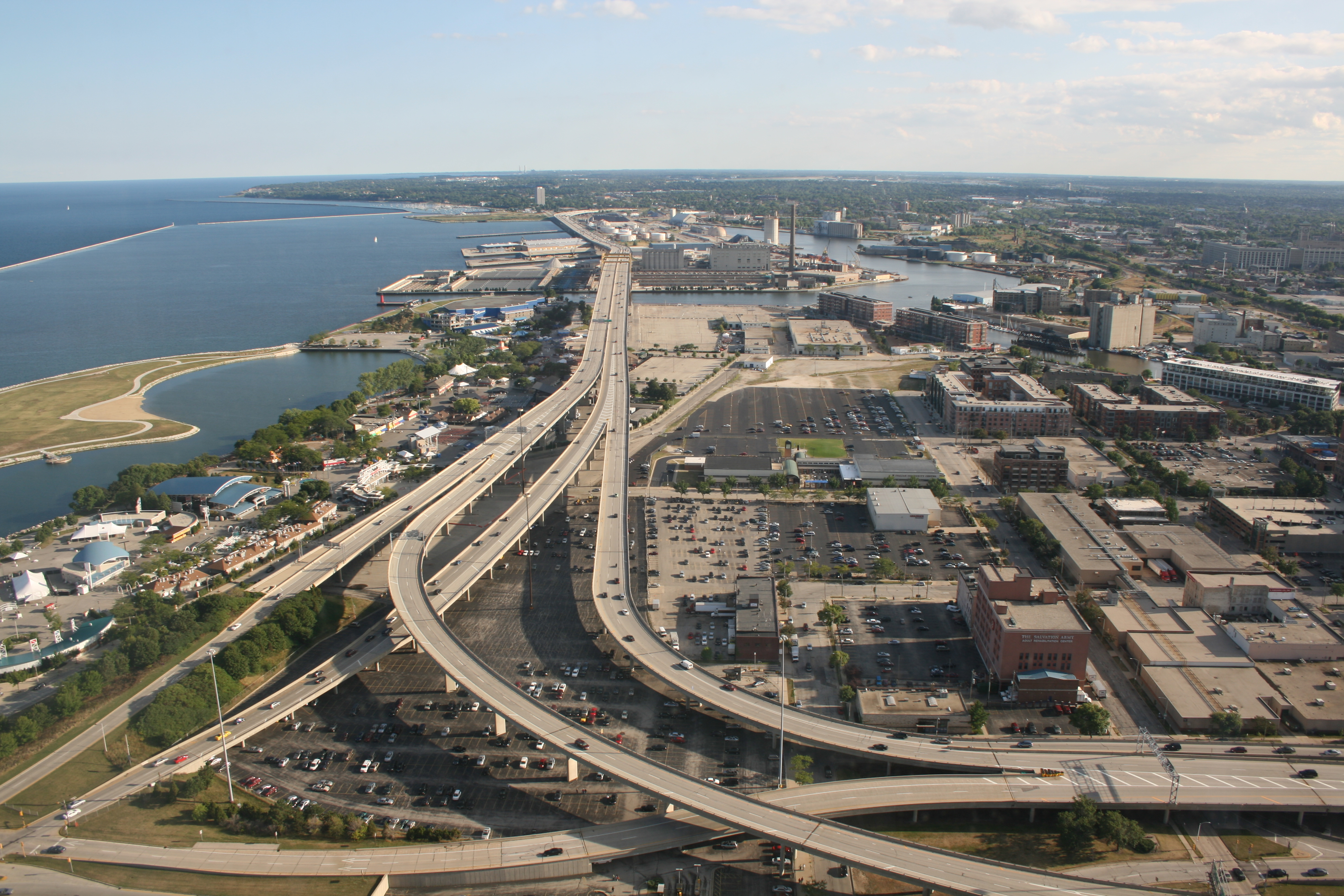 Hoan Bridge Tear Down Another Freeway In Milwaukee