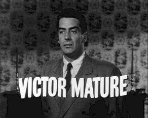 A still from Victore Mature.