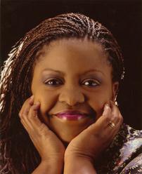 Vocalist Carmen Bradford