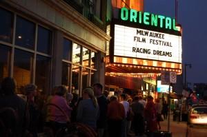 Opening night of the Milwaukee Film Festival