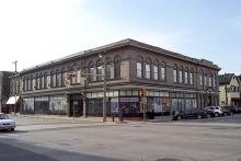 The Milwaukee Ballet's Jodi Peck Center, in Walker's Point.