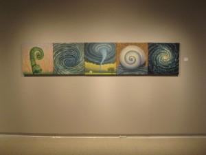 Lee Ann Garrison - Observing Systems: A life in spirals