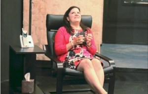 """Karen Estrada (Molly) in """"The Smell of the Kill."""""""