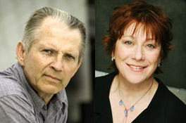 John Kishline and Deborah Clifton, photos courtesy the actors