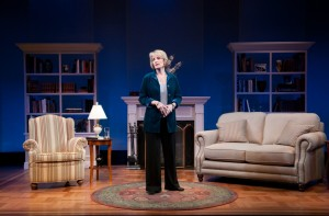 Elizabeth Norment as The Rep's Joan Didion