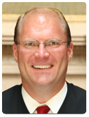 Justice Michael Gableman, photo from Wisconsin Court System website