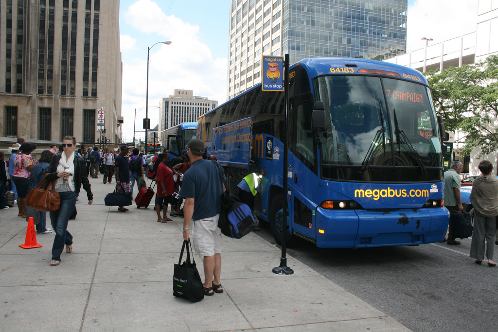 Record numbers to travel by bus this Memorial Day
