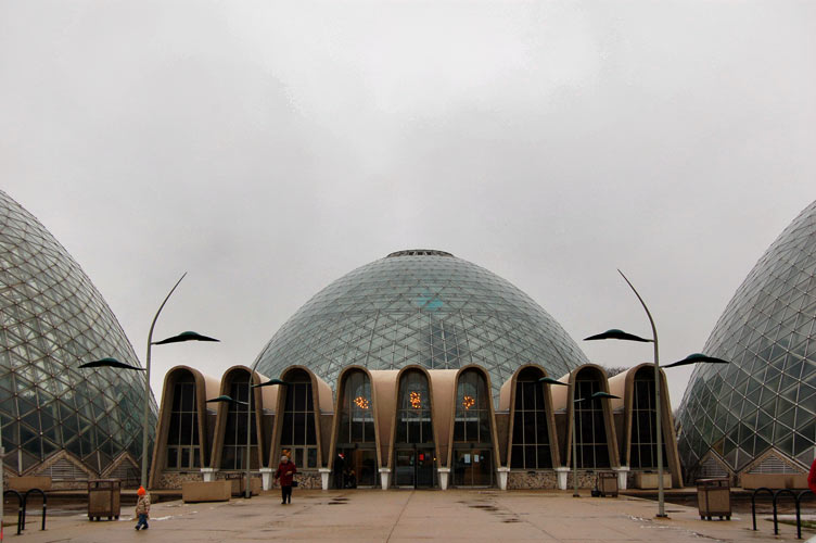 In Public: No, the Domes Aren't Great Architecture