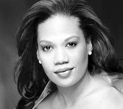 Soprano Adrienne Danrich.  Photo courtesy of website.