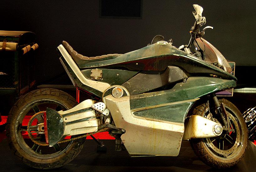 La Buell de Star Trek Trekfullcycle