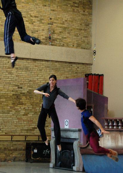 Behind the Scenes of Milwaukee Ballet's Peter Pan » Urban