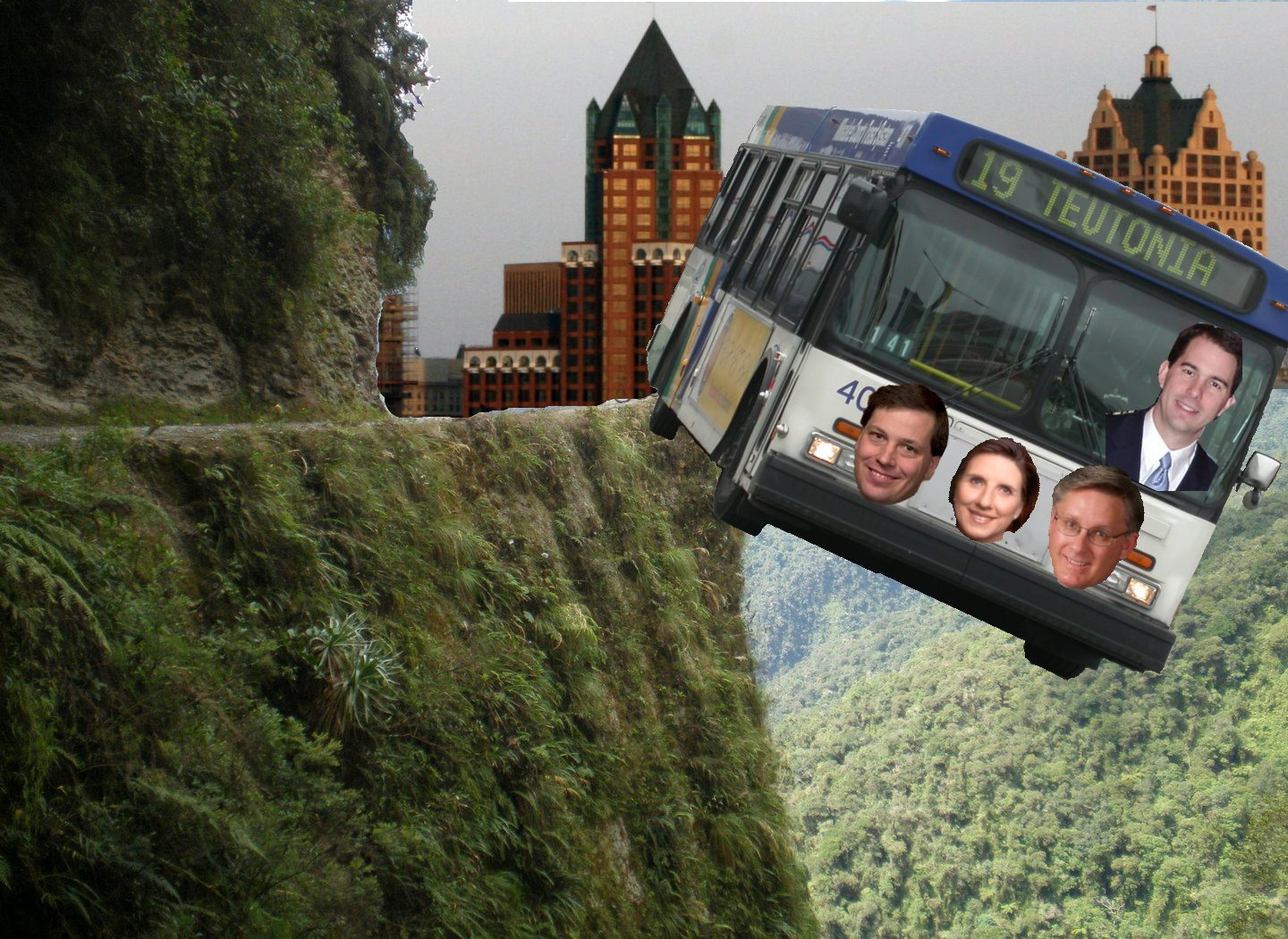 MCTS, Falling Off A Cliff