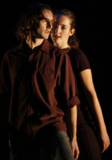 Schuchart and Rodero. Photo courtesy of the Wild Space Dance website.