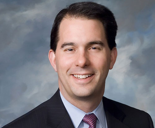 "The State of Politics: Walker Says Act 10 Was About ""Local Control"""