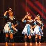 Hmong American Peace Academy dancers.