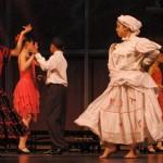 """Escuela Vieau School dancers perform """"Raices."""""""