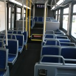 New Bus Interior