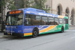 MCTS Bus
