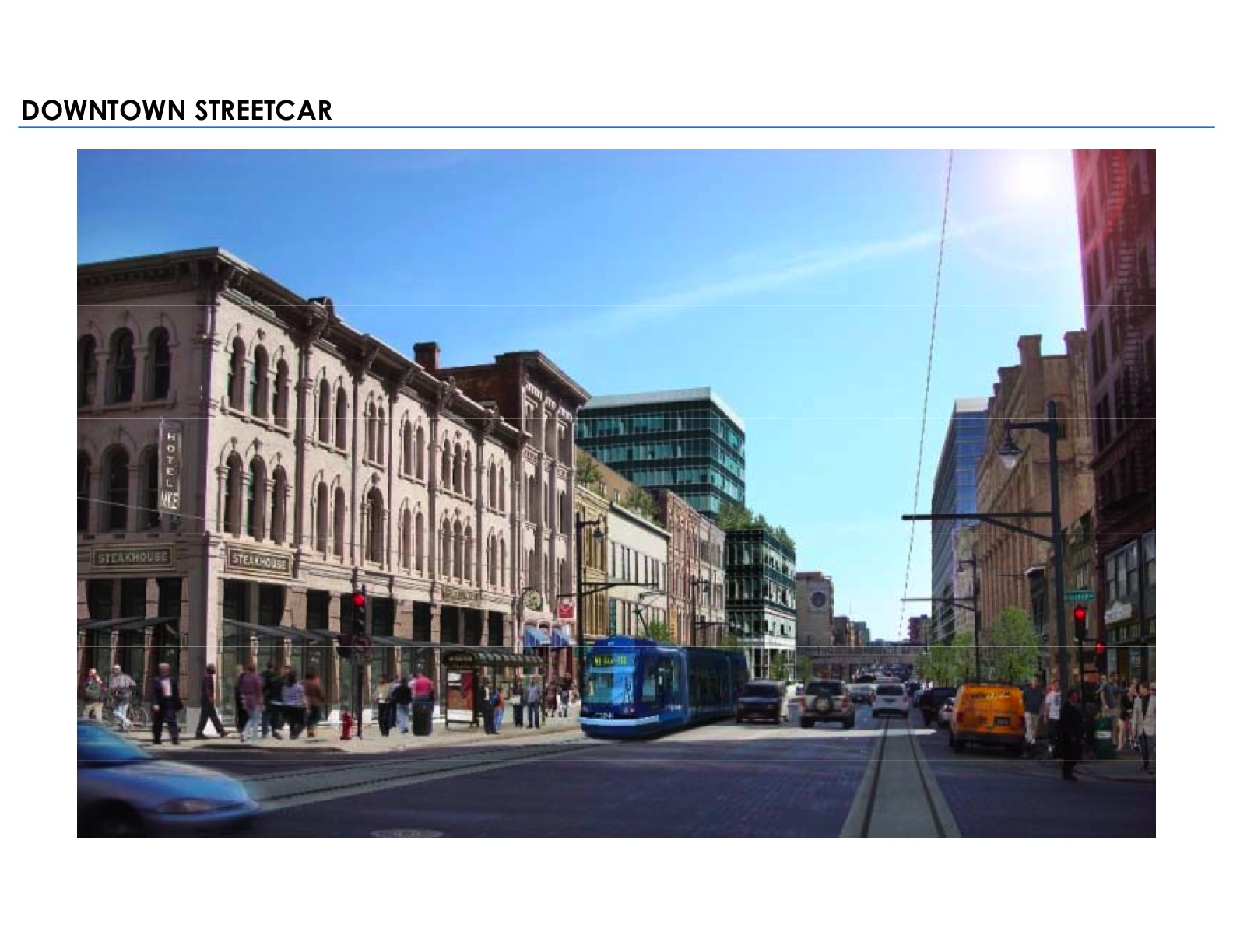 Streetcar Meeting on Tuesday