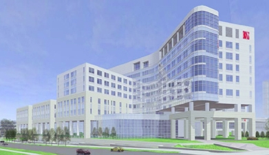 Rendering of the new Columbia St. Mary's hospital
