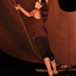 """Double Up,"" Liz Herbst Fransee. Paul Gaudynski photo."
