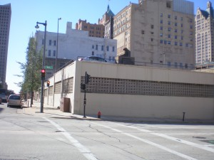 Proposed Redevelopment Site