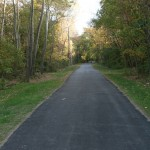 North end of the new Beerline Trail