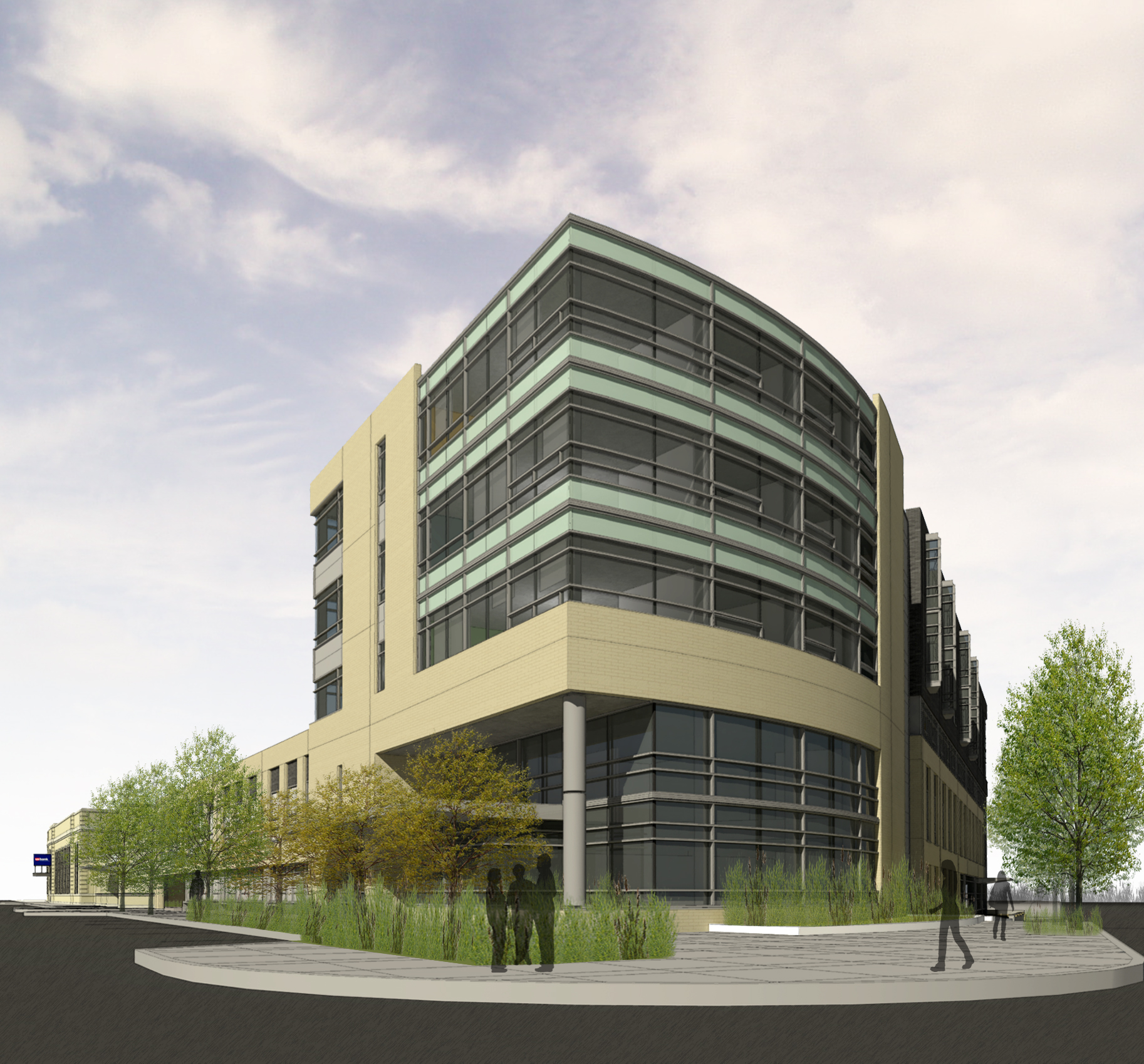 Greenwich ParkApartmentsZoning Change Approved by Committee