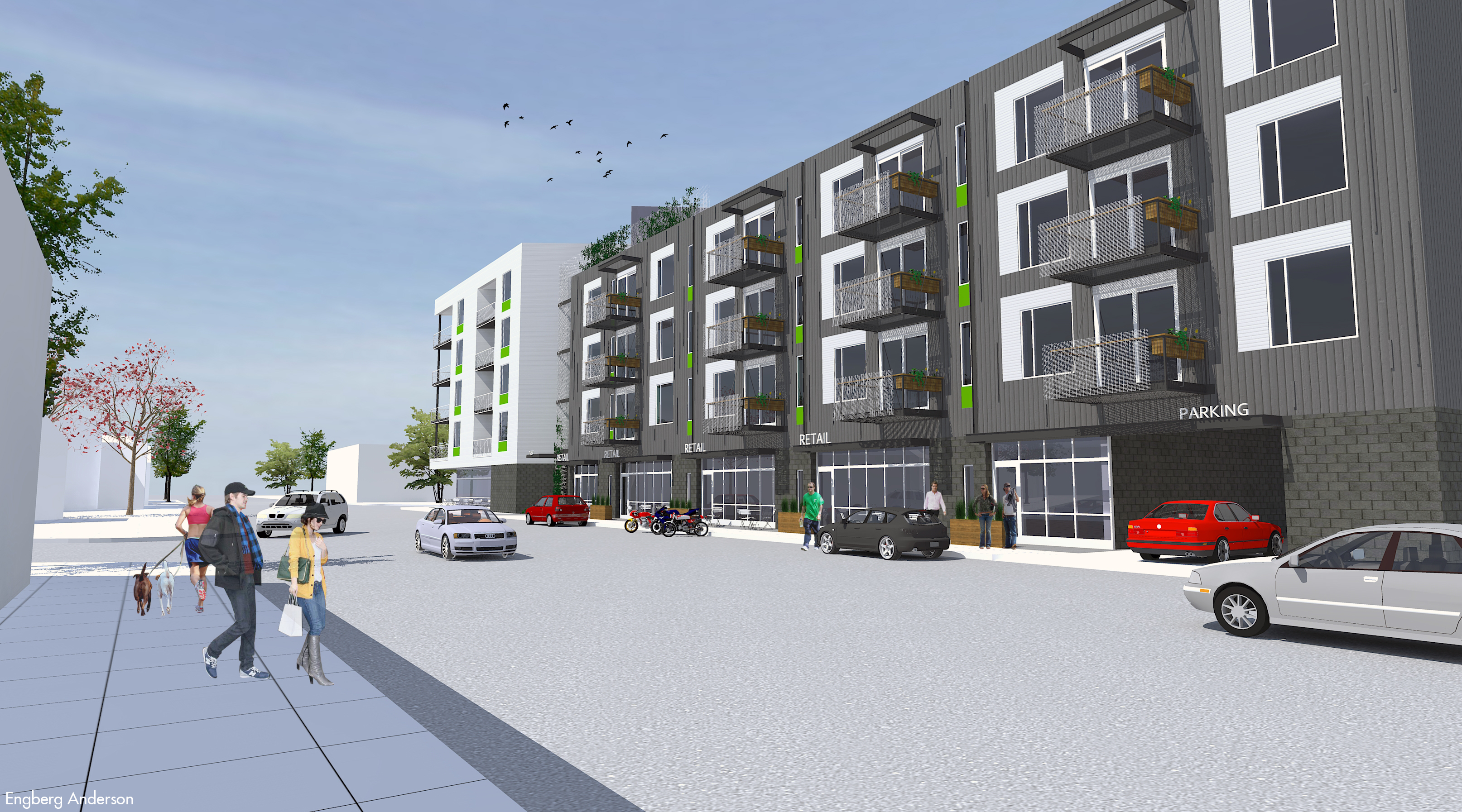 Apartment Proposal on Kinnickinnic is Recommended for Approval by City Plan Commission