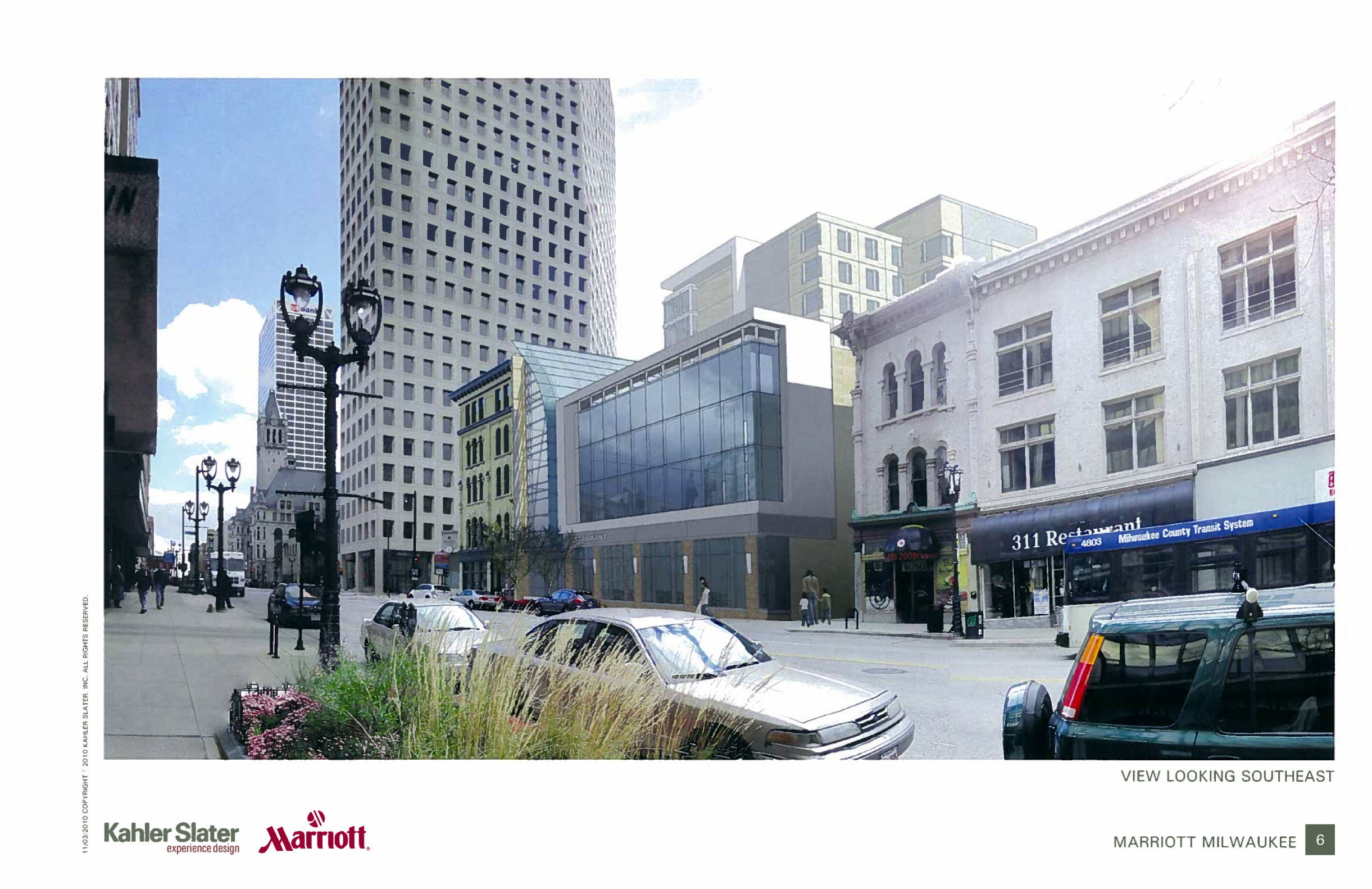 Historic Preservation Commission sets December 13th Public Hearing for the Marriott Proposal