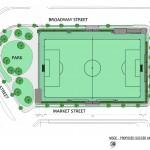 MSOE Soccer Parking Facility