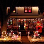 Entertainment at a Distance: Visit Candy Cane Lane