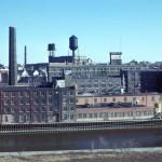 A.F. Gallun Tannery in 1978
