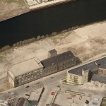 Aerial Shot of Gallun Tannery Complex